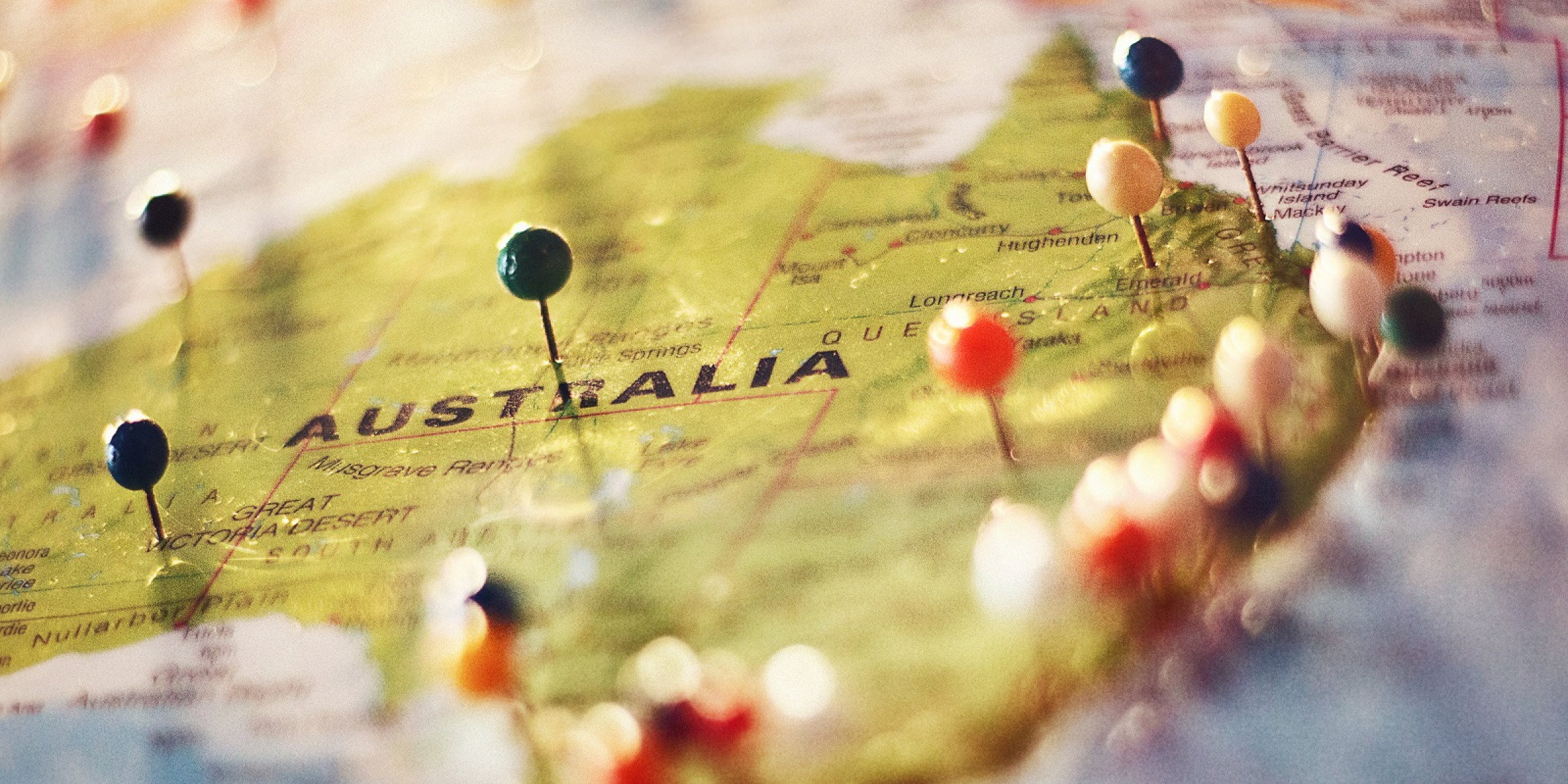 Pack your Bags: Work & Travel in Australia
